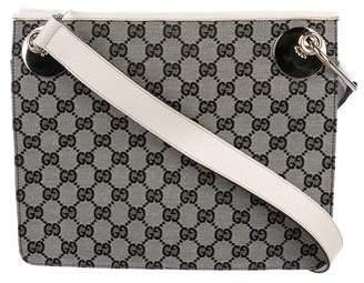 Gucci GG Eclipse Messenger Bag