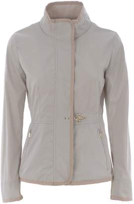 Fay Stand Up Collar Jacket
