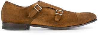 Henderson Baracco buckle detail loafers