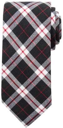 Chaps Men's Frank Plaid Tie