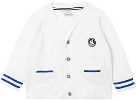 Petit Bateau Cotton cardigan 3-36 months