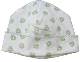 Kissy Kissy Baby Boys Homeward Bound Froggie Print Hat