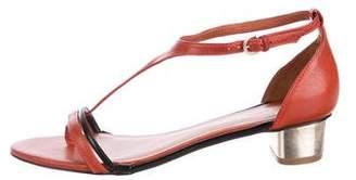 Rebecca Minkoff Pirrana T-Strap Sandals w/ Tags