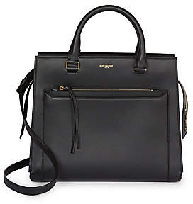 Saint Laurent Women's East Side Leather Top Handle Bag