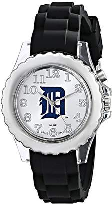 "Game Time Youth MLB-FLB-DET""Flash Black"" Watch -"
