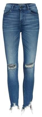 DL1961 Farrow Instaslim High Waist Ankle Skinny Jeans