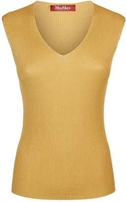 Max Mara Knitted Vest
