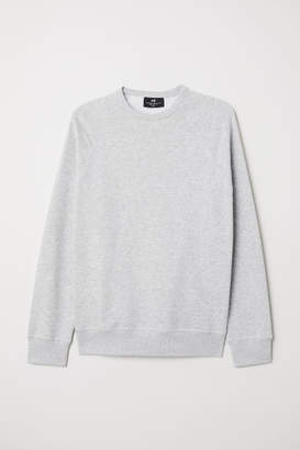 H&M Regular Fit Sweatshirt - Gray