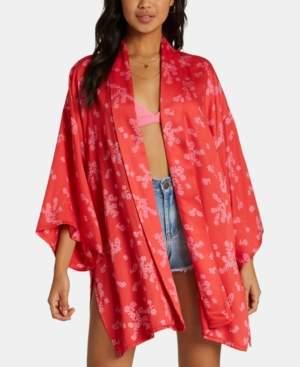 Billabong Juniors' Printed Kimono
