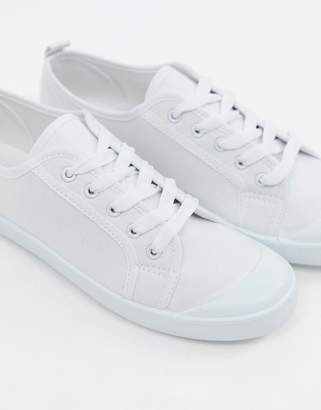 New Look White Sneaker