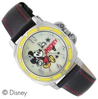 Disney (ディズニー) - Disney ディズニー ミッキーマウス カラフルベゼルウォッチ 女性に大人気の腕時計 ミッキー WD-C01-MK