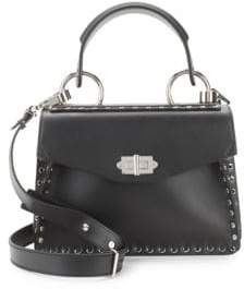 Proenza Schouler Small Hava Studded Top Handle Bag