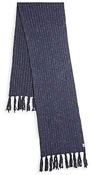 UGG Men's Rib-Knit Scarf