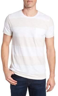 Bonobos Block Stripe Slim Fit Pocket T-Shirt