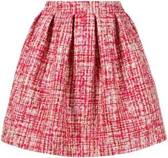 Philipp Plein mini tweed skirt