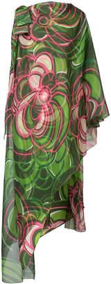Marc Jacobs flower print long dress