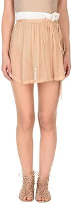 Ann Demeulemeester Mini skirts