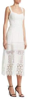Nanette Lepore Sunkissed Cotton Dress