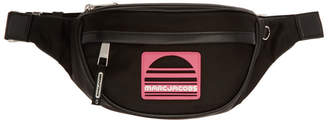 Marc Jacobs Black Sport Belt Pouch