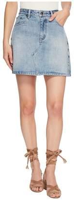 MinkPink The Youth A-Line Mini Skirt Women's Skirt