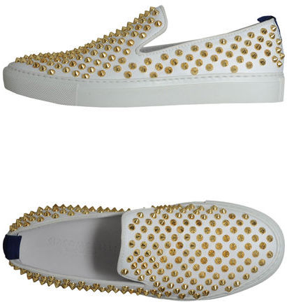 Giacomorelli Moccasins with heel
