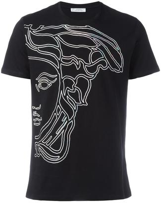 Versace Collection Medusa Head T-shirt $115.31 thestylecure.com