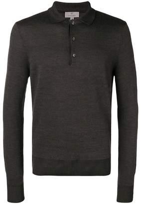 Canali polo sweater