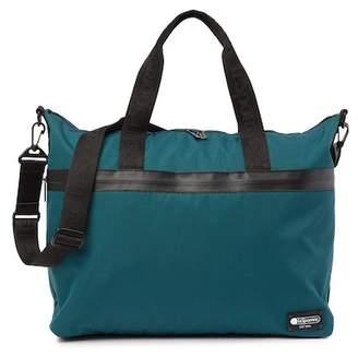 Le Sport Sac Carson Large Messenger Tote Bag