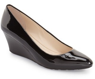Women's Cole Haan 'Tali Luxe' Wedge Pump $170 thestylecure.com