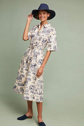 At Anthropologie Rachel Antonoff Benay Shirtdress