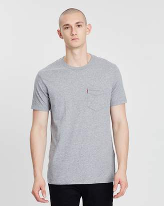 Levi's SS Set-In Sunset Pocket Tee