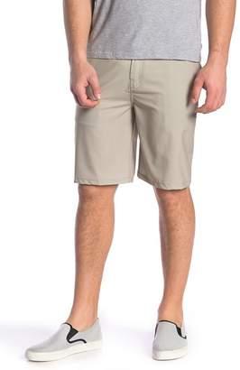 Hurley Harrison Stripe Walking Shorts