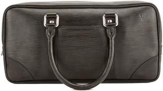 Louis Vuitton Noir Epi Leather Vivienne Long Bag (Pre Owned)