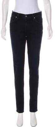 James Jeans Mid-Rise Skinny Jeans