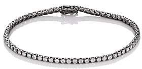 Eva Fehren Women's Diamond Tennis Bracelet