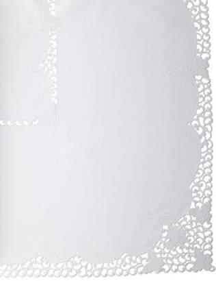 "Sferra Butterfly 72"" x 144"" Tablecloth & 12 Napkins"