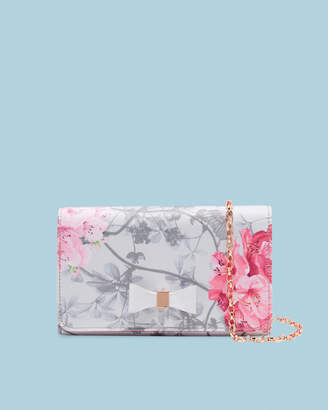 Ted Baker ALINE Babylon bow evening bag