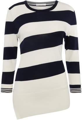 Oui Stripe knitted jumper