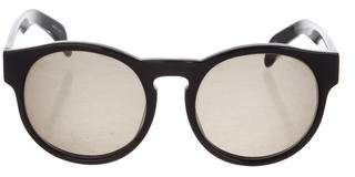 Dries Van Noten Round Tinted Sunglasses