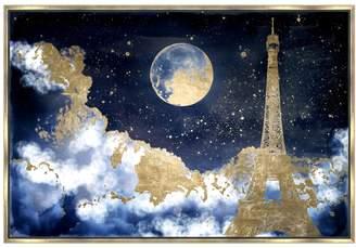 Oliver Gal Favorite City Sky (Framed Canvas)