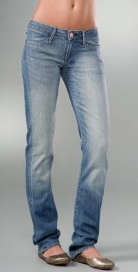 Earnest Sewn Decca Straight Leg Jean