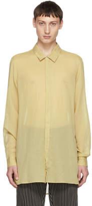 Ann Demeulemeester Green Tiriel Shirt