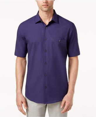 Alfani Men's Solid Shirt, Created for Macy's