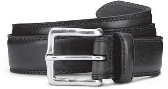 Allen Edmonds Wide Street Leather Belt
