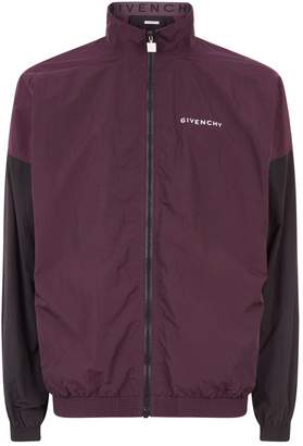 Givenchy Colour Block Windbreaker Jacket