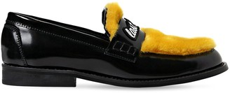 Joshua Sanders 20MM LAST DANCE LEATHER LOAFERS