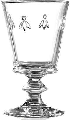 La Rochere Glassware, Set of 6 Napoleonic Bee Wine Glasses