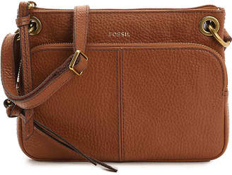 Fossil Karli Leather Crossbody Bag - Women's