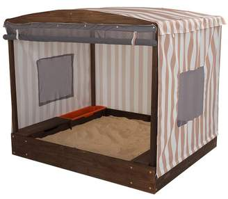 Kid Kraft Cabana 4.77' Rectangular Sandbox