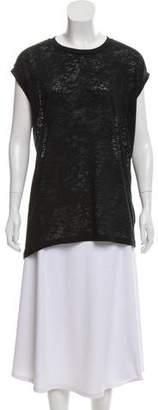 AllSaints Sleeveless Knit Top
